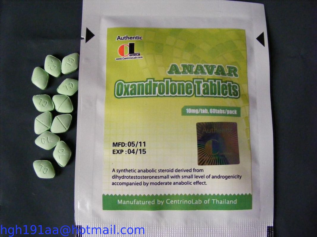 anavar oxandrolone 10mg dosage