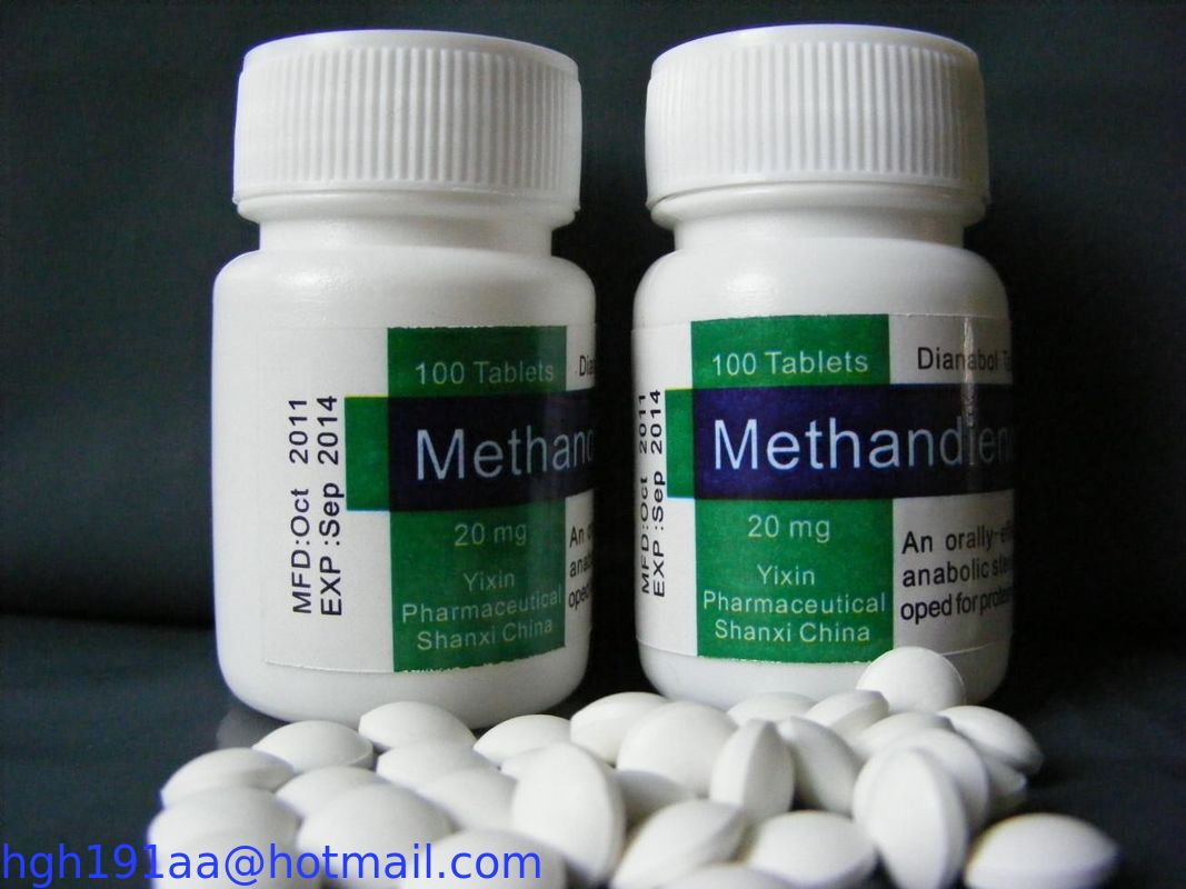China Oral Steroids Bodybuilding Supplements Dinaablo Methanabol D