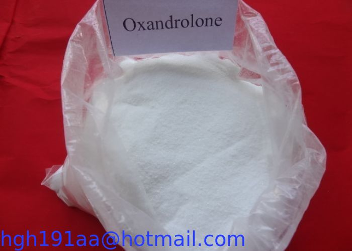 oxandrolone detection